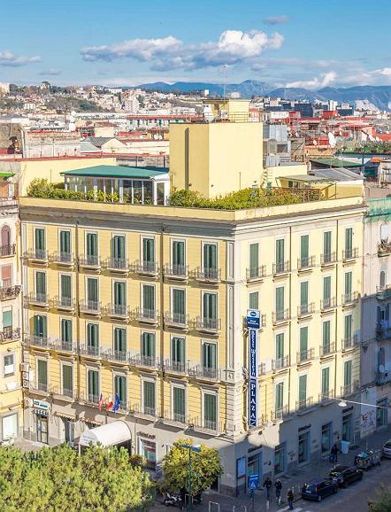 Best Western Hotel Plaza - Aussenansicht