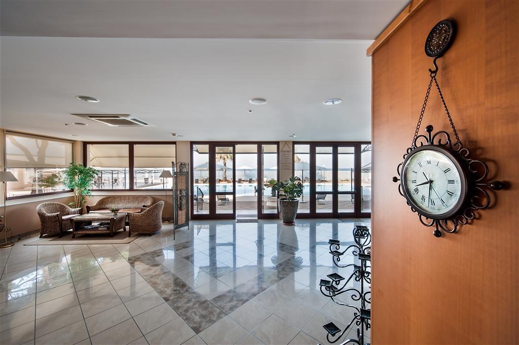 Best Western Hotel Ara Solis - Service