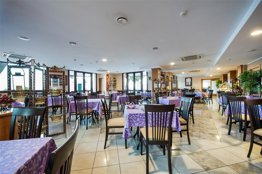 Best Western Hotel Ara Solis - Restaurant
