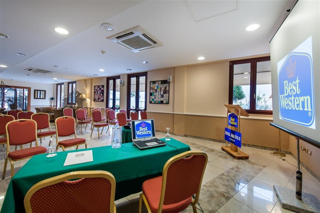 Best Western Hotel Ara Solis - Meeting room