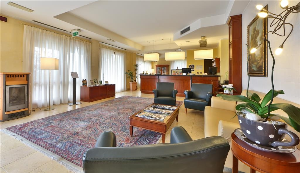 Hotel Antico Termine, Sure Hotel Collection by Best Western - Foyer
