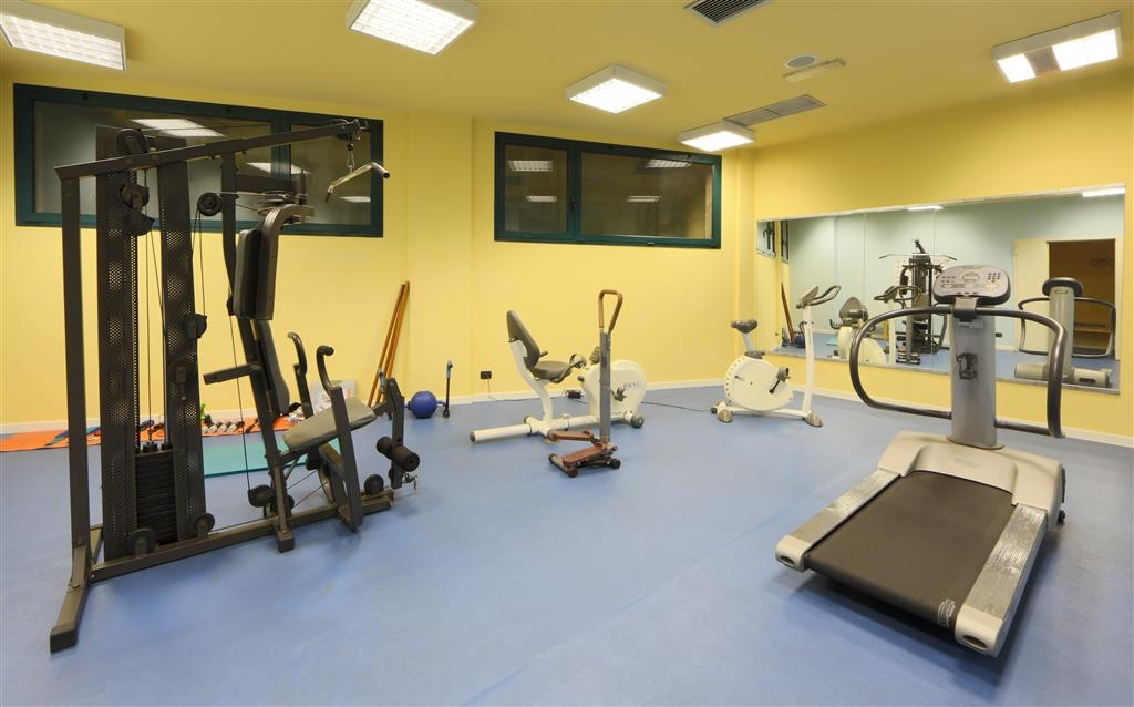 Hotel Antico Termine, Sure Hotel Collection by Best Western - Fitnessstudio
