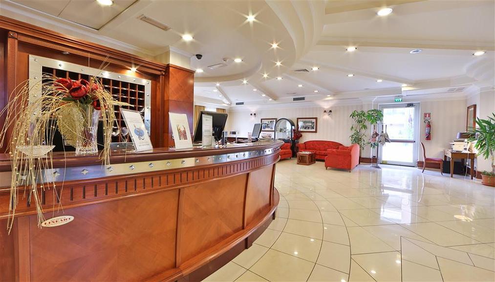 Best Western Hotel Viterbo - Lobbyansicht