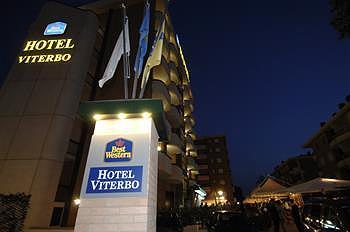 Best Western Hotel Viterbo - Extérieur de l'hôtel