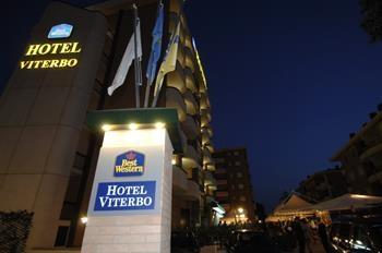 Best Western Hotel Viterbo - Außenhotel