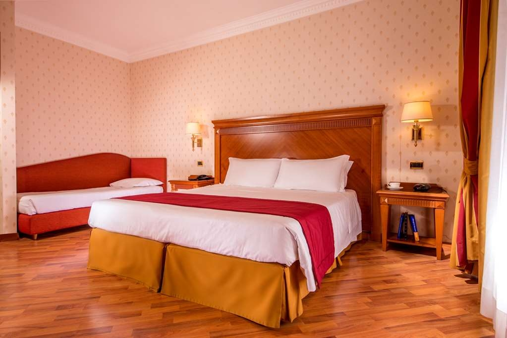 Best Western Hotel Viterbo - Triple Room