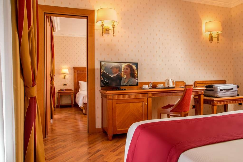 Best Western Hotel Viterbo - Suite for 5