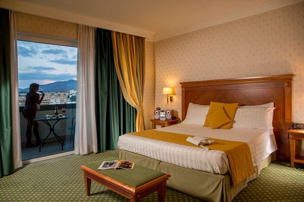 Best Western Hotel Viterbo - Gästezimmer/ Unterkünfte