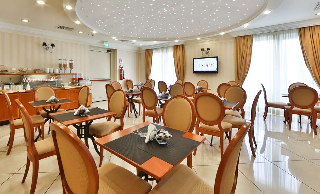 Best Western Hotel Viterbo - Breakfast area