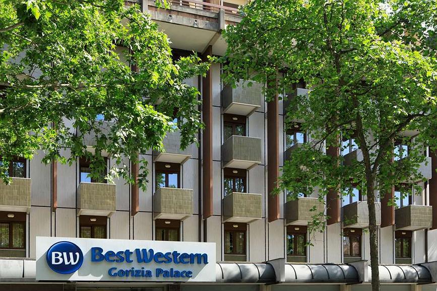 Best Western Gorizia Palace Hotel - Aussenansicht