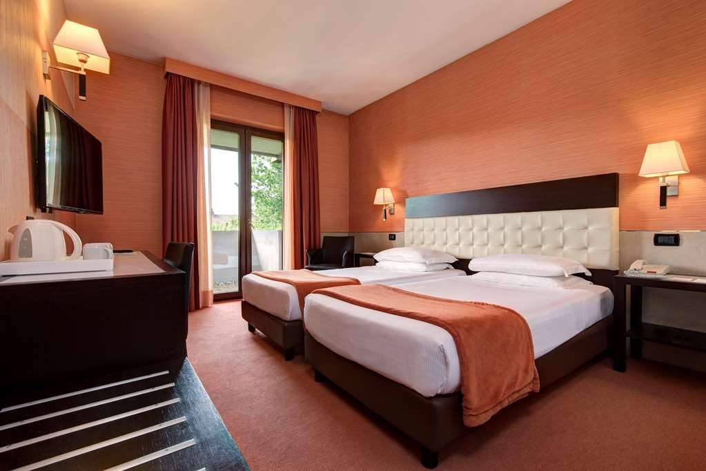 Best Western Gorizia Palace Hotel - Two Single Bed Guest Room