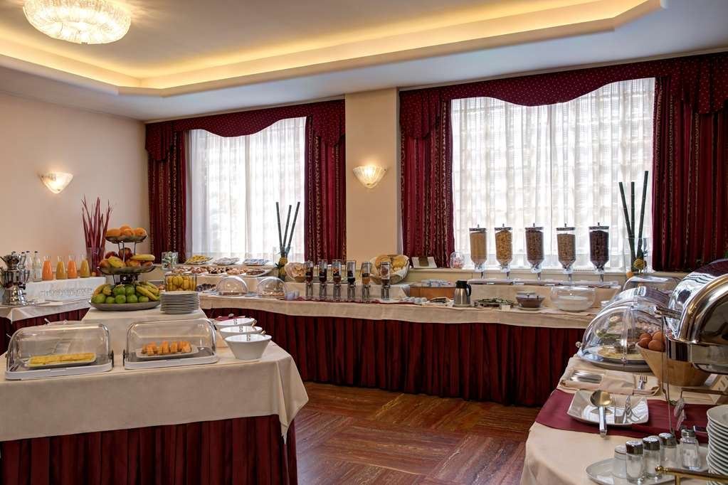 Best Western Gorizia Palace Hotel - Le petit déjeuner buffet