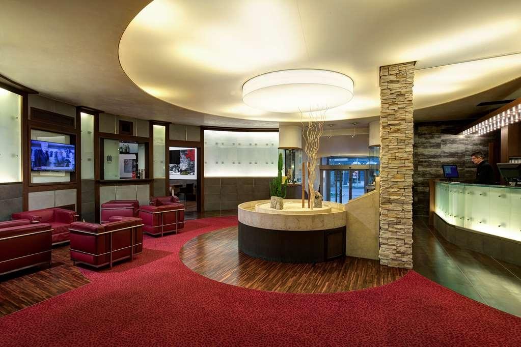 Best Western Gorizia Palace Hotel - Vue du lobby
