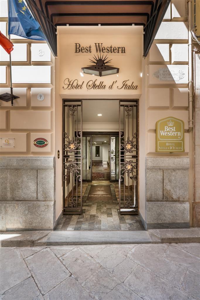 Best Western Hotel Stella D'Italia - Exterior