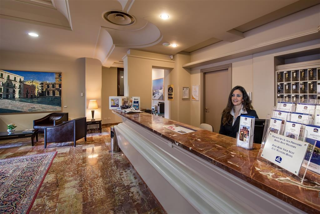 Best Western Hotel Stella D'Italia - Reception