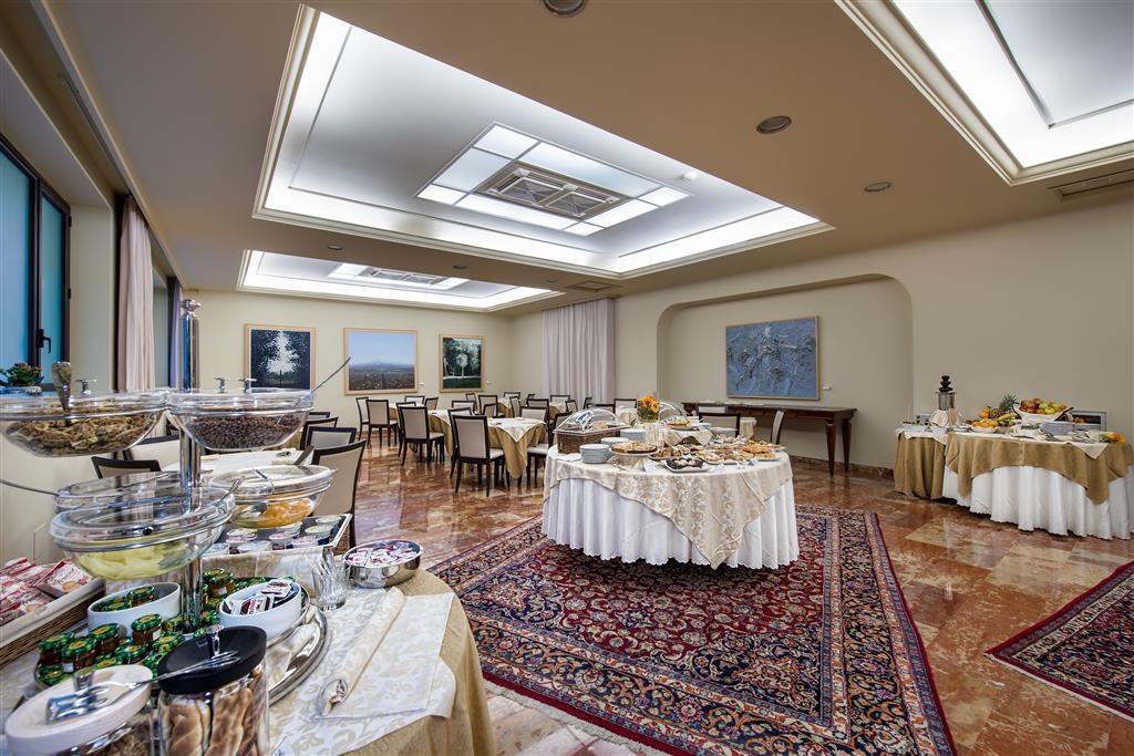 Best Western Hotel Stella D'Italia - Breakfast Area