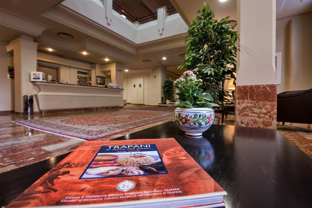 Best Western Hotel Stella D'Italia - Lobbyansicht