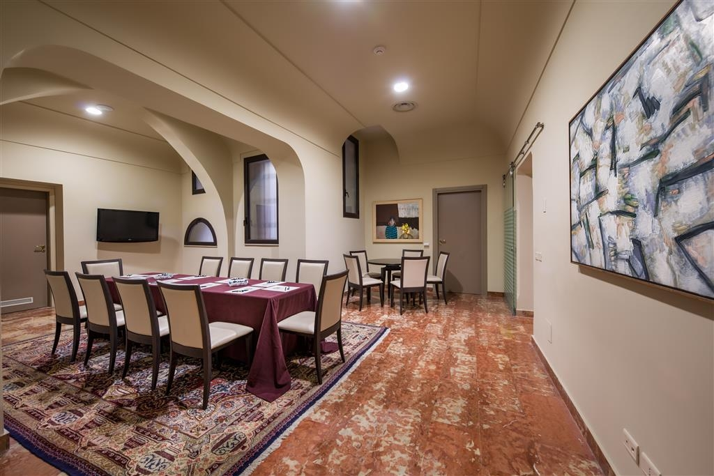 Best Western Hotel Stella D'Italia - Besprechungszimmer