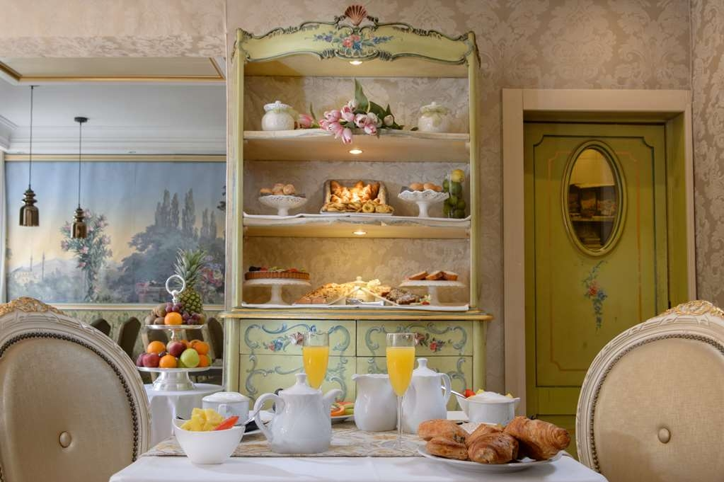 Hotel Olimpia Venice, Signature Collection - Breakfast Room