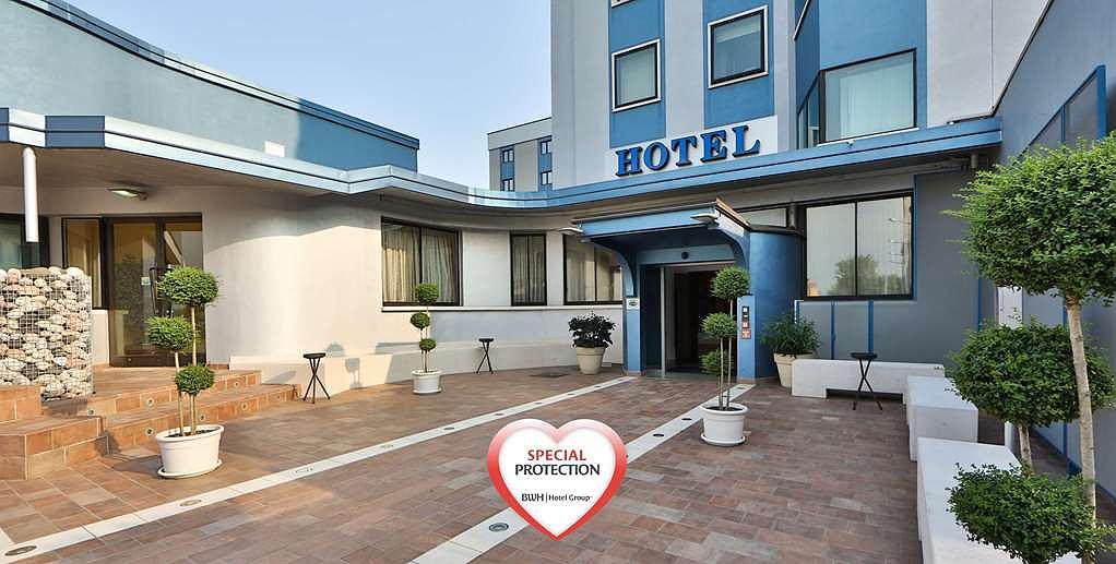 Best Western Plus Soave Hotel - Vista exterior