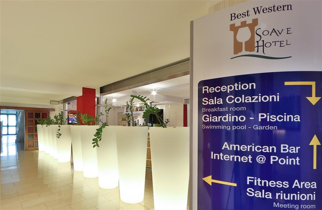 Best Western Soave Hotel - Hall