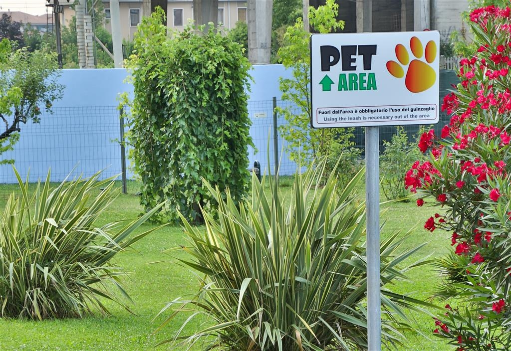Best Western Soave Hotel - Pet Area