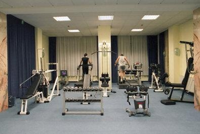 Best Western Soave Hotel - Fitness Center