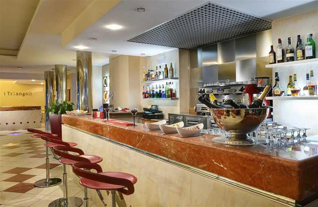Best Western Hotel I Triangoli - Bar/Lounge
