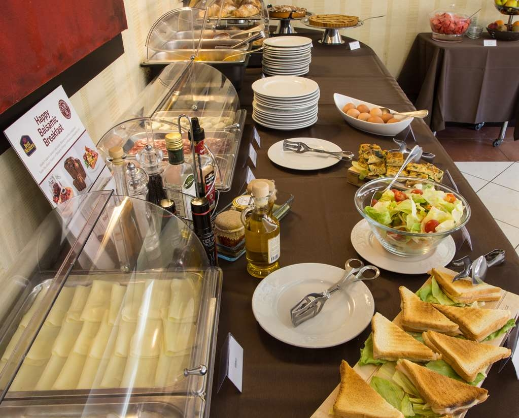 Best Western Hotel I Triangoli - Restaurant / Etablissement gastronomique