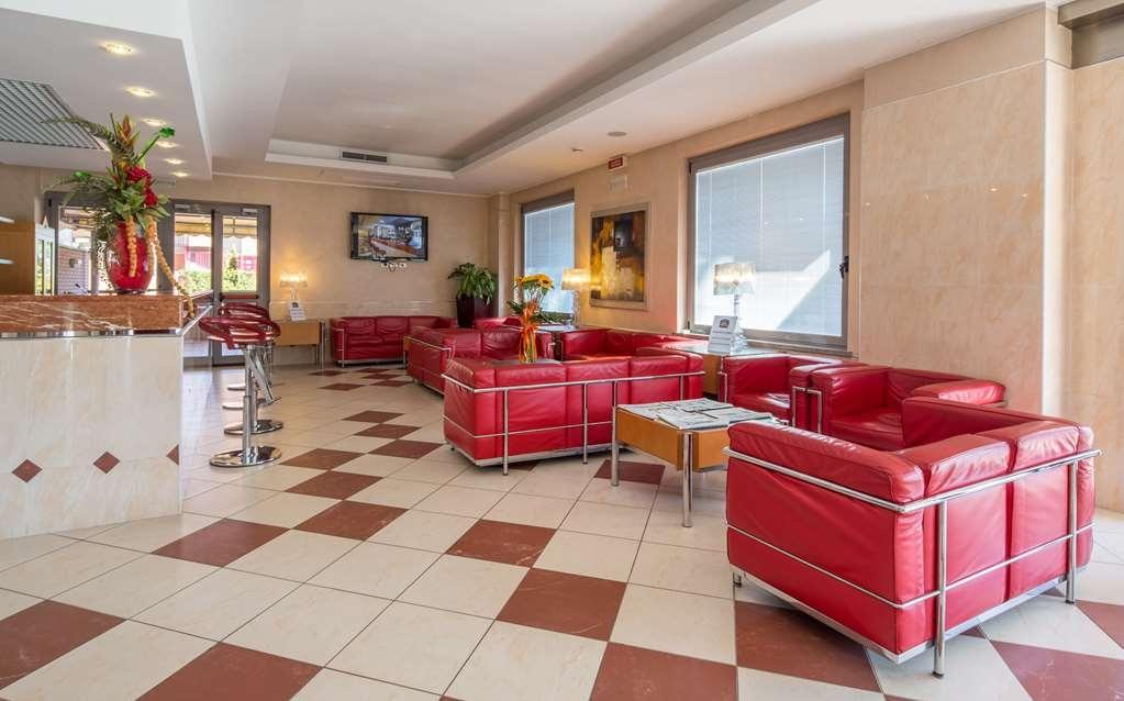 Best Western Hotel I Triangoli - Vue du lobby