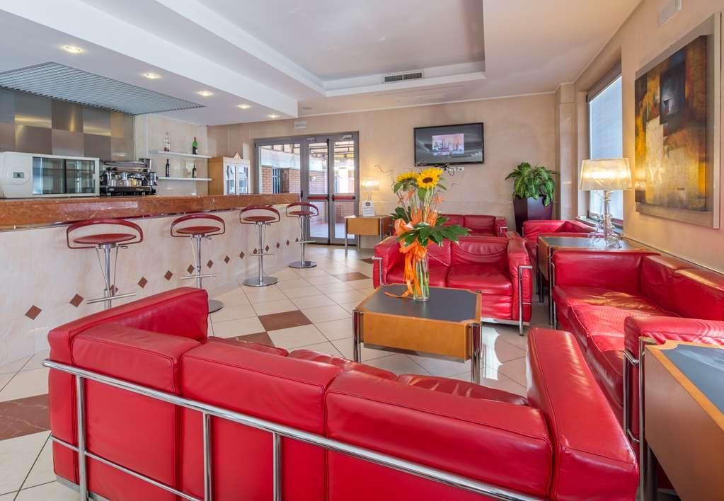 Best Western Hotel I Triangoli - Lobbyansicht