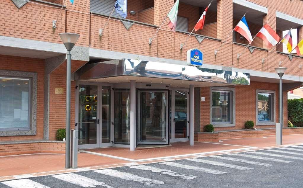 Best Western Hotel I Triangoli - Facciata dell'albergo