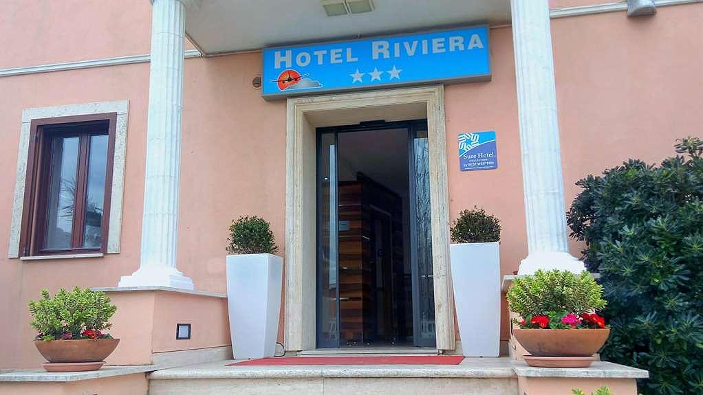 Hotel Riviera Airport, Sure Hotel Collection by Best Western - Area esterna