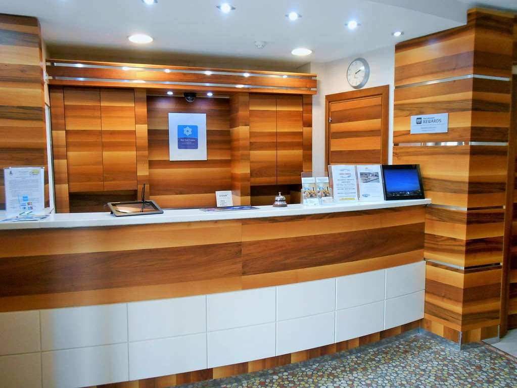 Hotel Riviera, Sure Hotel Collection by Best Western - Hall