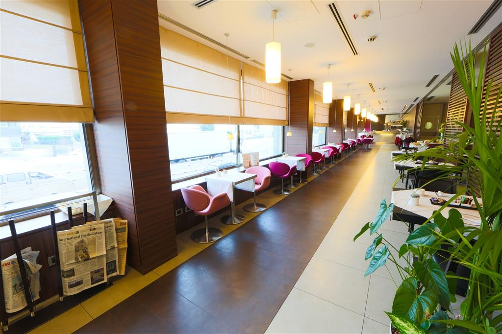 Best Western Plus Hotel Monza e Brianza Palace - Restaurant