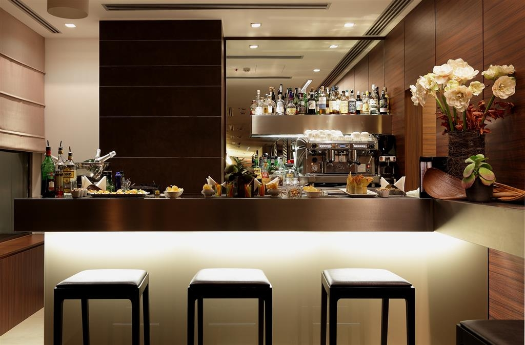 Best Western Plus Hotel Monza e Brianza Palace - Bar-salon