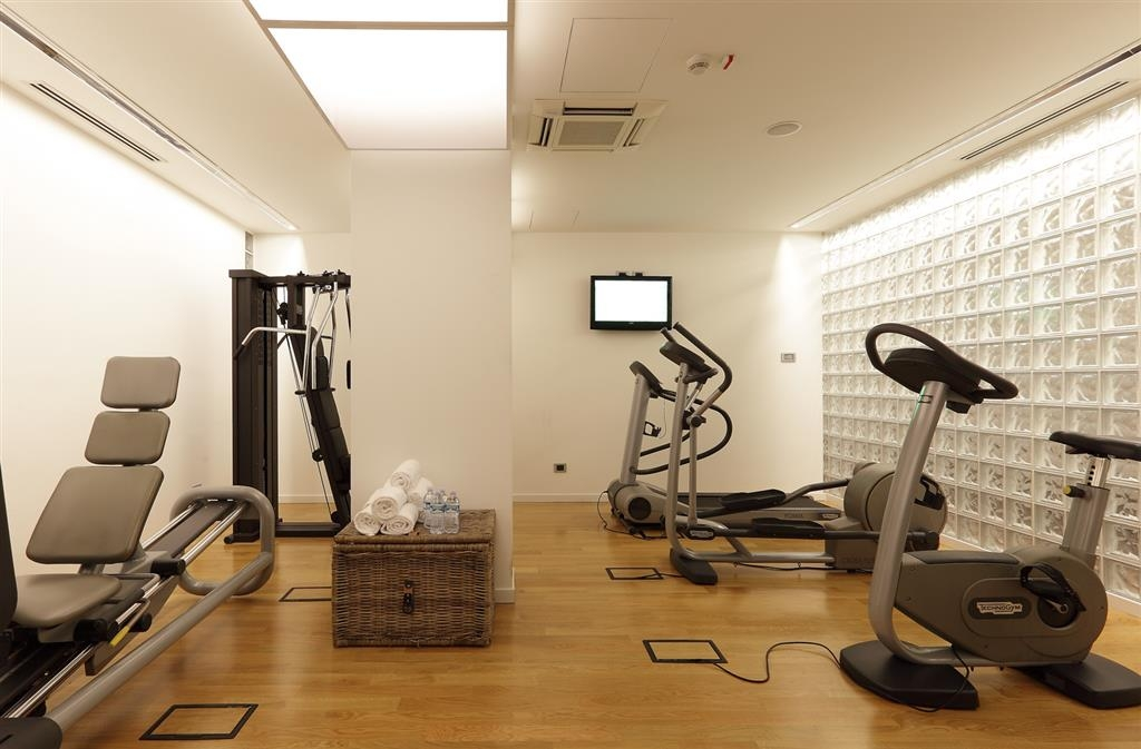 Best Western Plus Hotel Monza e Brianza Palace - Centro fitness