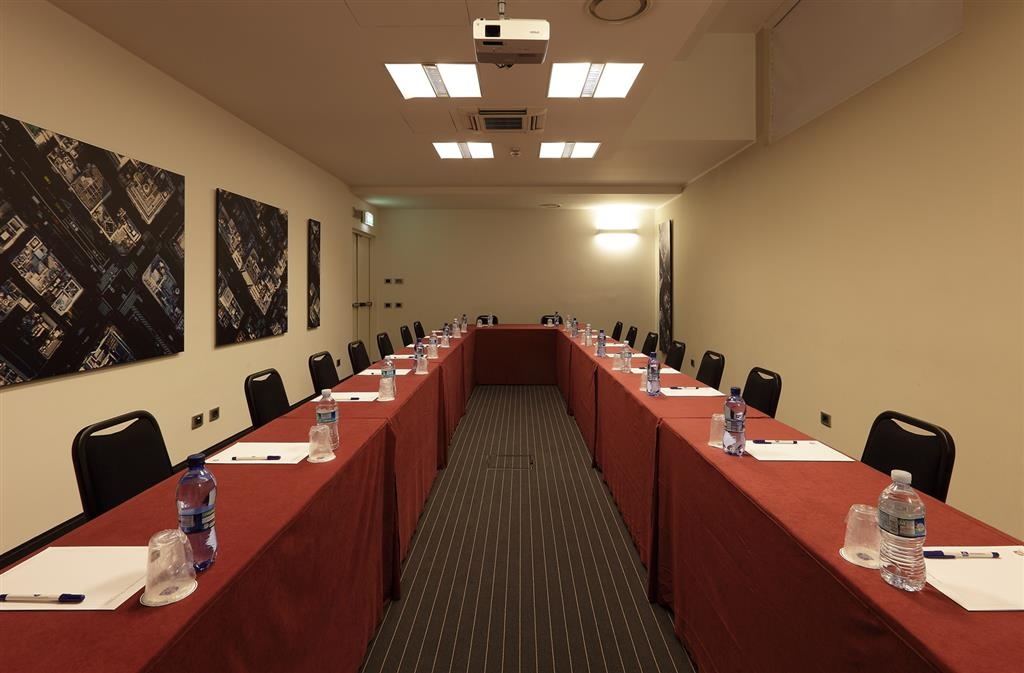 Best Western Plus Hotel Monza e Brianza Palace - Sala meeting