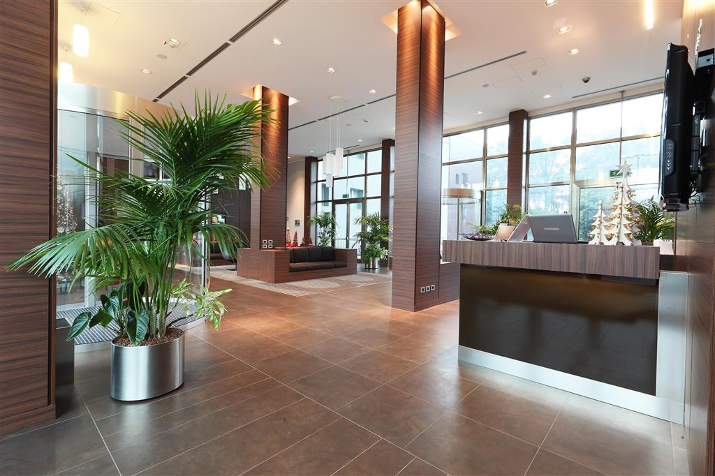 Best Western Plus Hotel Monza e Brianza Palace - Hall