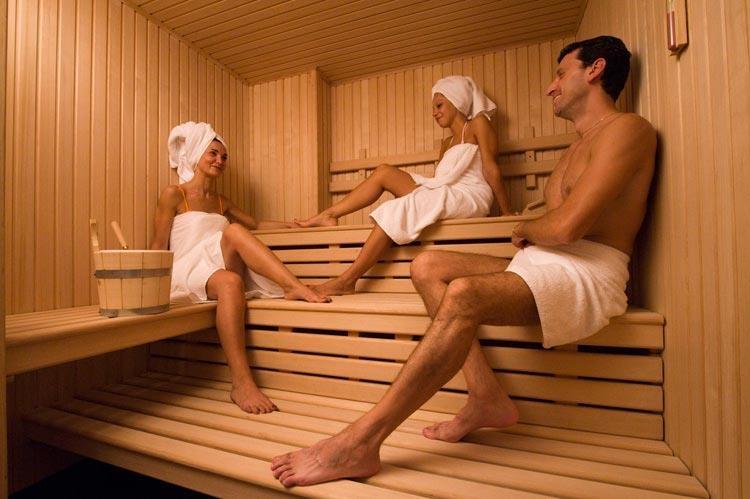 Best Western Plus Hotel Monza e Brianza Palace - Sauna