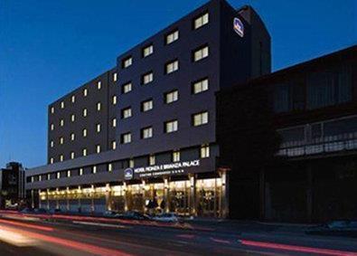 Best Western Plus Hotel Monza e Brianza Palace - Außenansicht