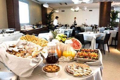 Best Western Plus Hotel Monza e Brianza Palace - Breakfast