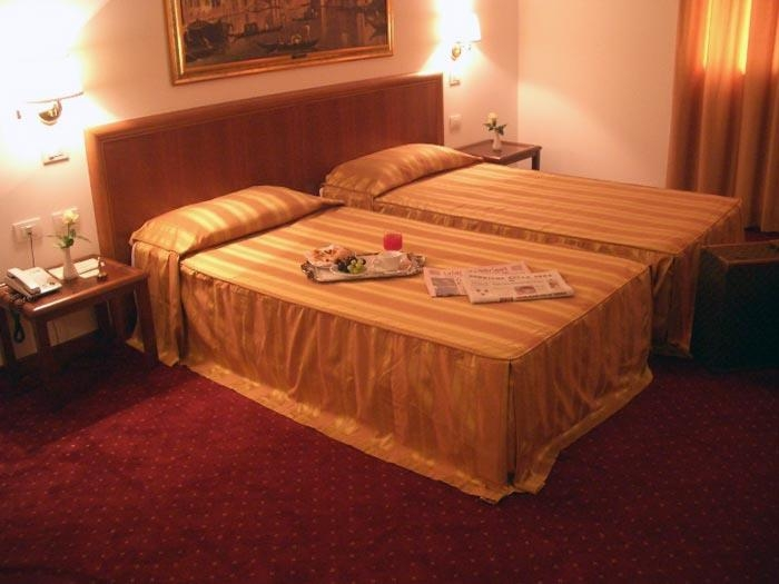 Best Western Park Hotel Continental - Camere / sistemazione