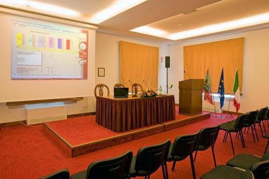Best Western Park Hotel Continental - Meeting room