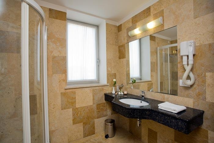 Best Western Park Hotel Continental - Bagno
