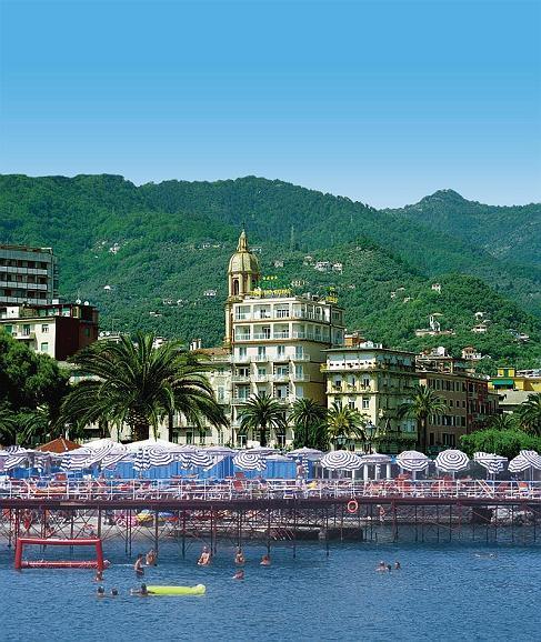 Best Western Plus Tigullio Royal Hotel - Vue extérieure