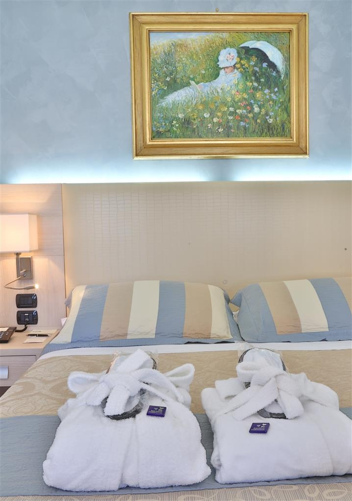 Best Western Plus Tigullio Royal Hotel - Suite