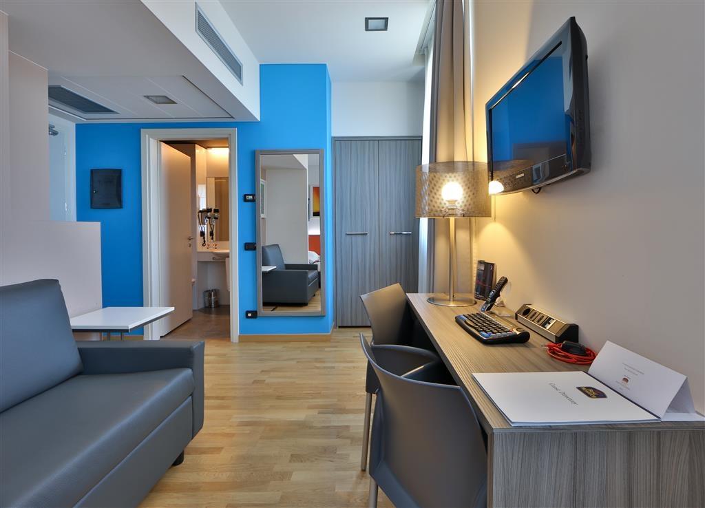 Best Western Falck Village Hotel - Confort Dus/Double