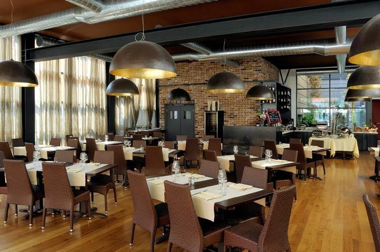 Best Western Falck Village Hotel - Restaurante