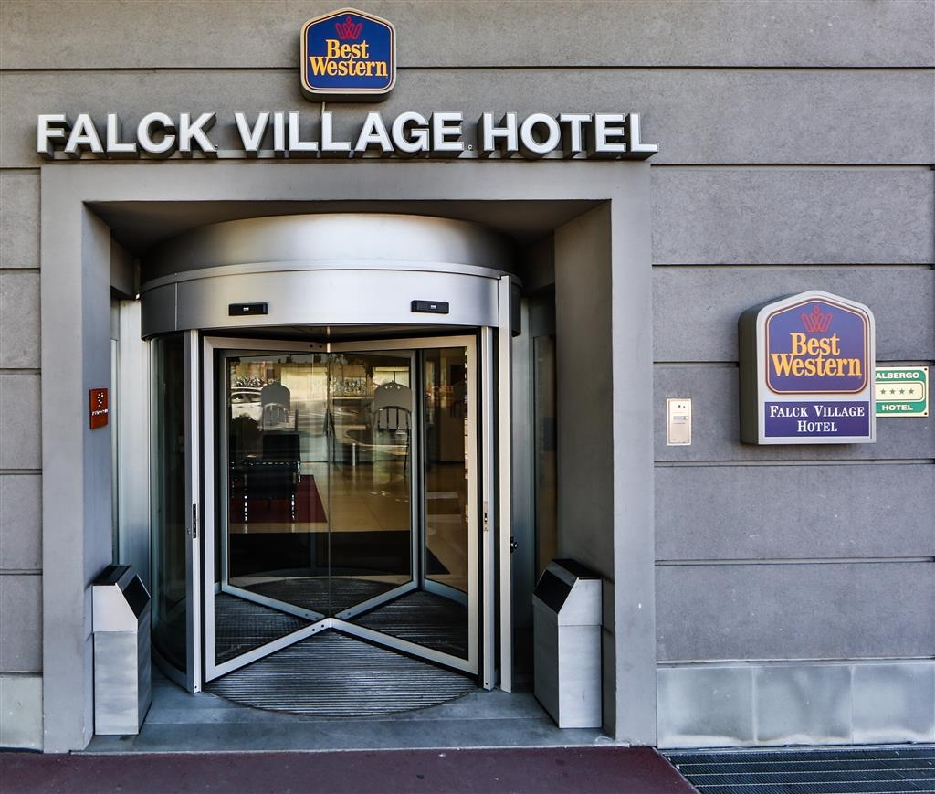 Best Western Falck Village Hotel - Facciata dell'albergo